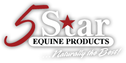 5 Star Equine Products Naturally the Best!